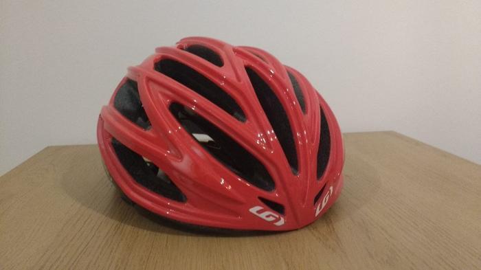Louis Garneau Sharp Road Bike Helmet Large