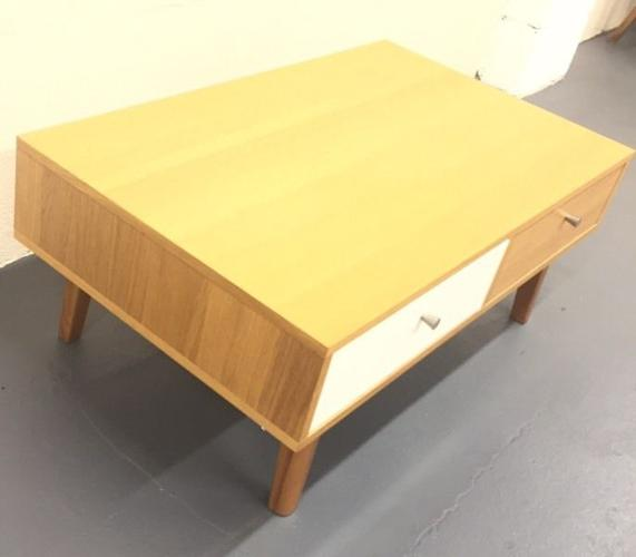 Lovely G-plan coffee table with 4 drawers!!!!