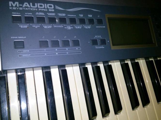 M-audio, Keystation 88 pro