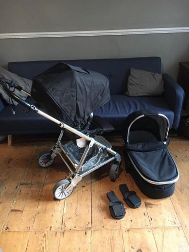 Mamas & Papas Urbo2 bundle in excellent condition