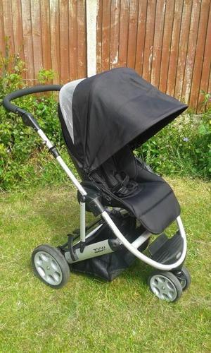 mamas & papas Zoom stroller/pram/buggy/pushchair.