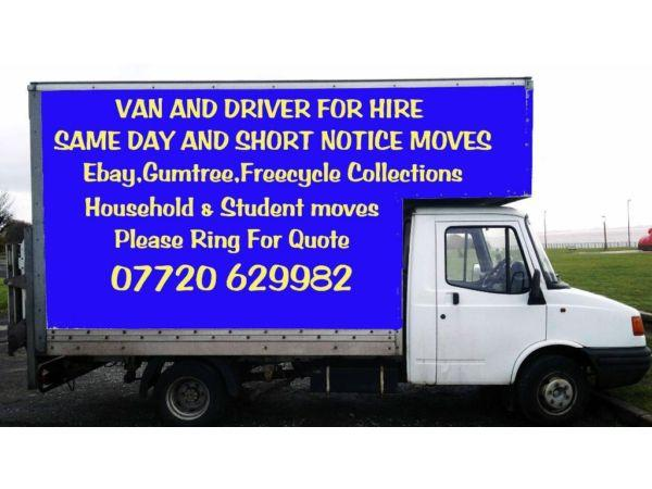 MAN AND A VAN 4 HIRE LIVERPOOL and surrounding areas NO