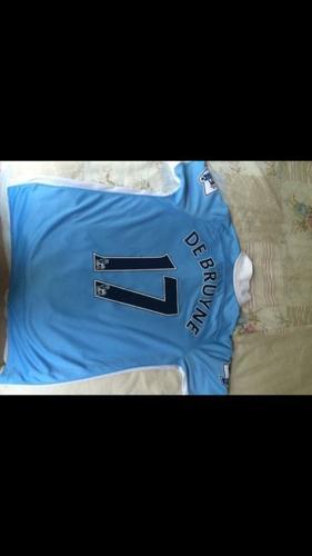 Manchester City football shirt