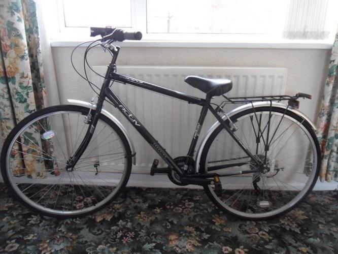 Mans Trekking bike