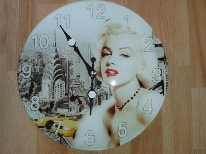 Marilyn Monroe Wall Clock 12