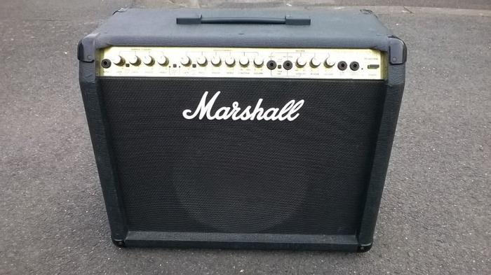 Marshall 8080 80w Vavlestate amp.