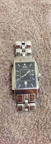Men's Hugo Boss Silver Watch