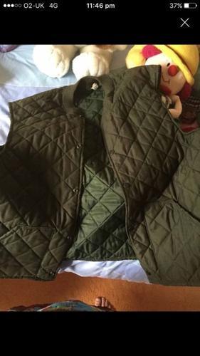 Men's jacket size XL