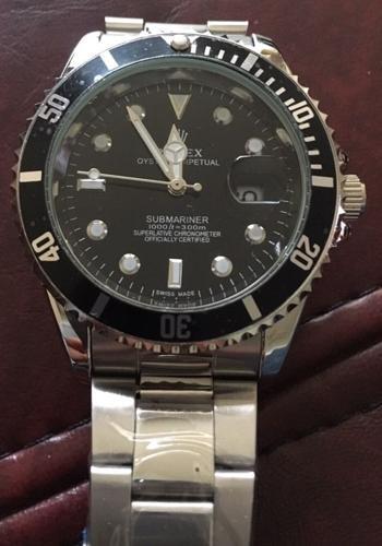 Men's Rolex submarinar