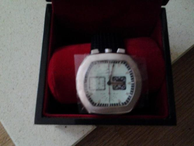 mens luke genuine watch