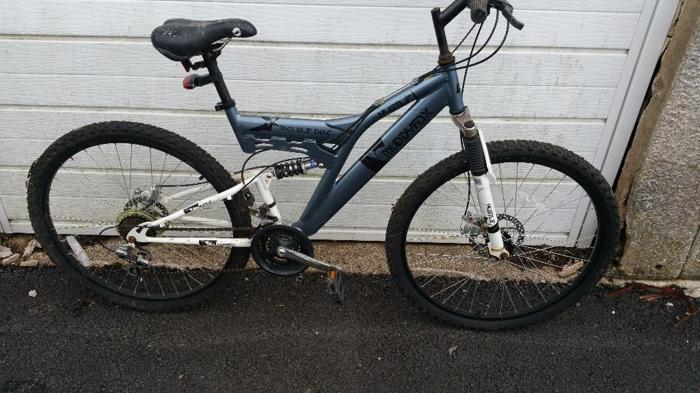 Mens Muddy Fox Bicycle (Spares and Repairs)