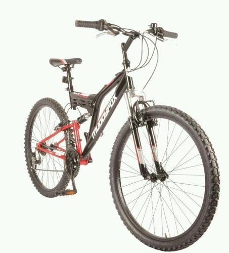 Mens muddyfox bike