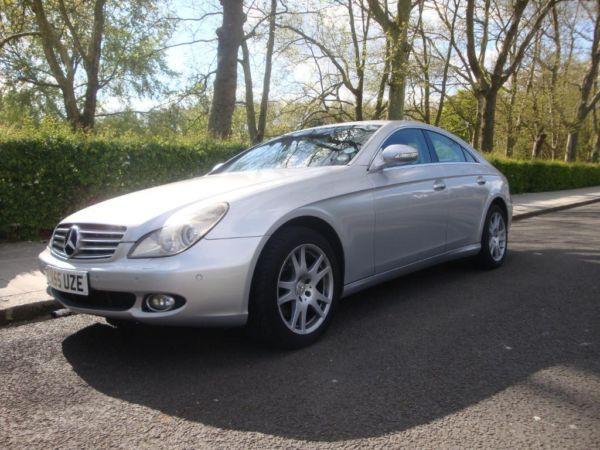 Mercedes cls diesel
