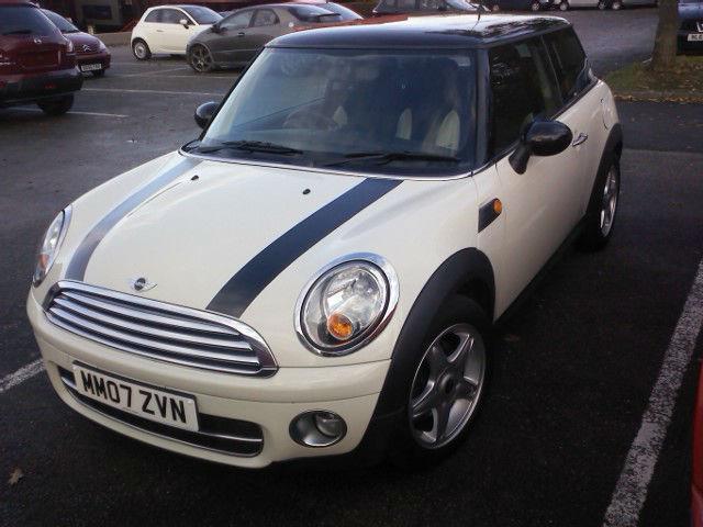 Mini Cooper D 1.6TD Pepper 2007 a/c *BUY THIS CAR FOR