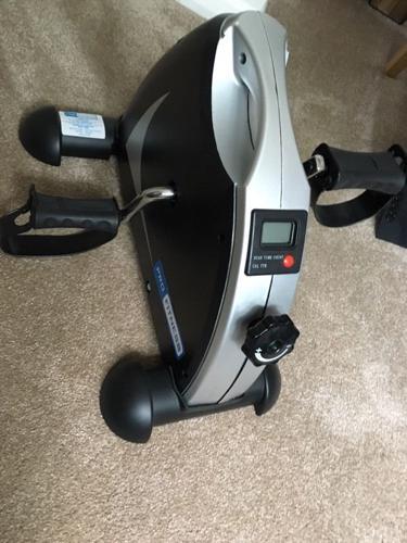 Mini fitness bike pedal
