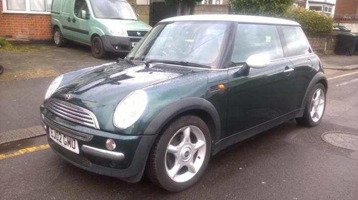 Mini Mini 1.6 ( Chili ) Cooper