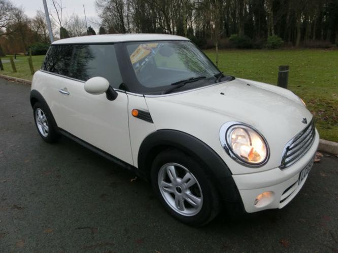 Mini Mini 1.6TD Cooper D *BUY FOR ONLY £33 PER WEEK*