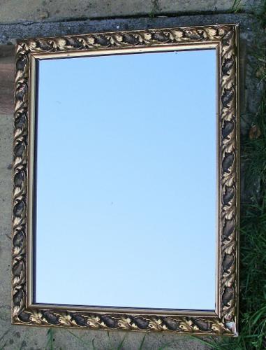 Mirrors. Gold Gild. Wall Mirror