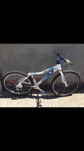 Mission Reefer Trails Bike