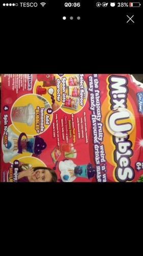 MixUbbles (kids Christmas Xmas bargain drinks