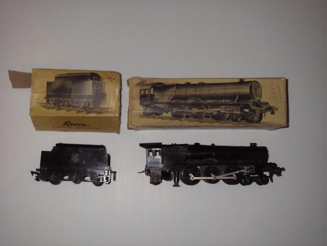 Model railway loco - rare