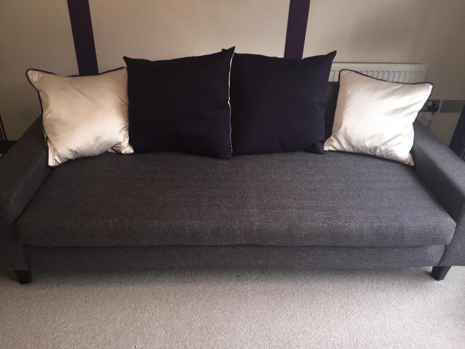 modern sofa - 3 seater