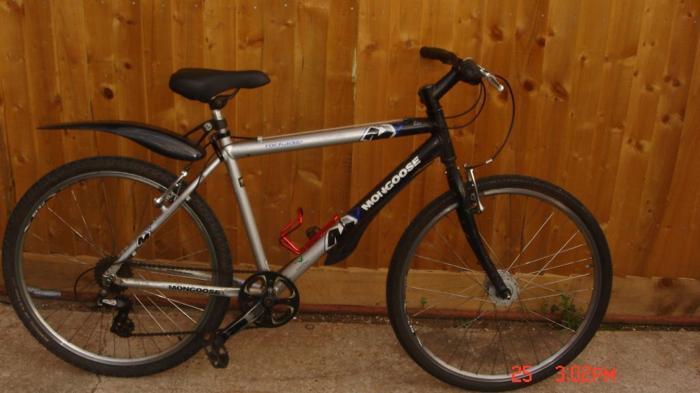 mongose bike
