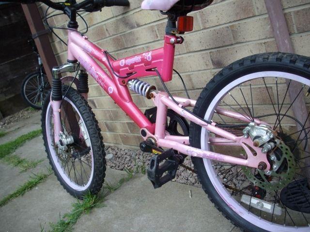 Muddy Fix Girls bike