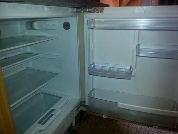 NEFF fridge and freezer