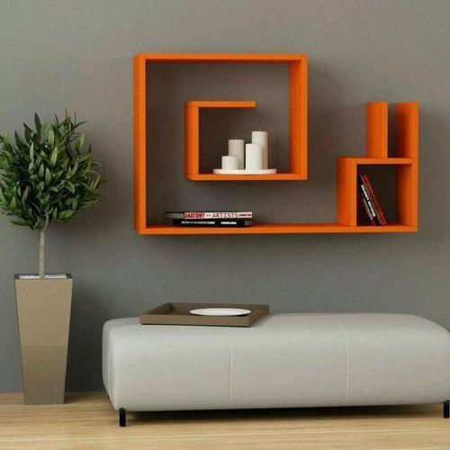 New designer floating shelf - Decortie Salyangoz