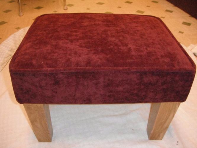 new footstool wth 16