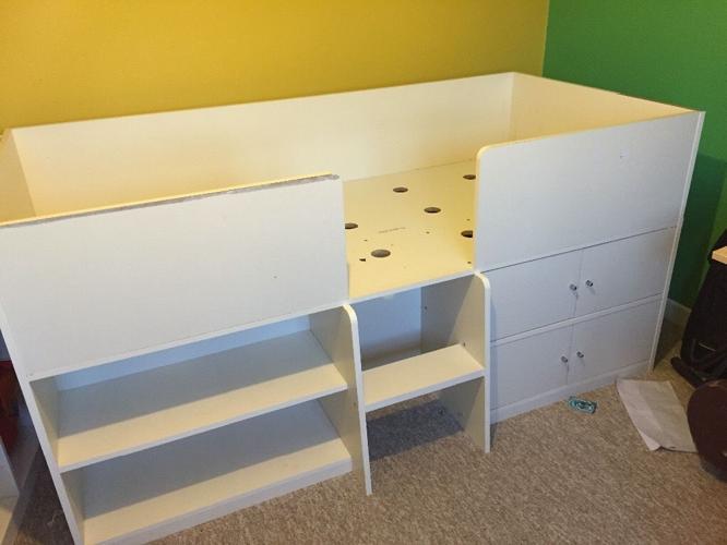 Next childrens cabin bed