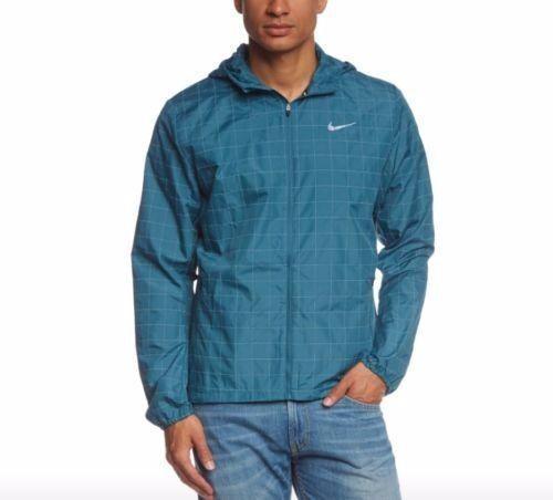 Nike Flicker Hurricane Running Full Zip Hoody Jacket