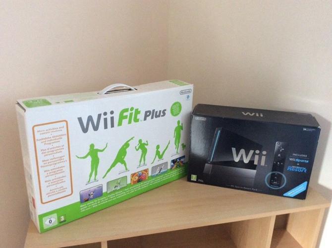 Nintendo Wii Fit Plus