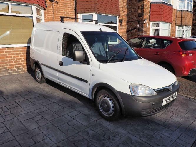Non-runner, Vauxhall Combo 1.7 D, Excellent body work,