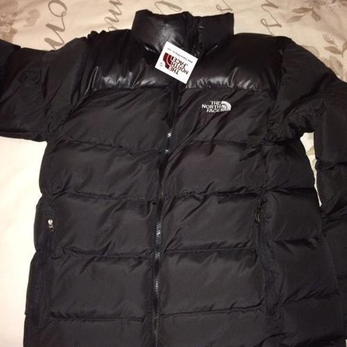 North Face Black Winter Coats XS S M L XL XXL
