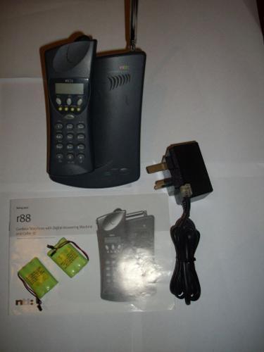 NTL R88 Cordless Telephone