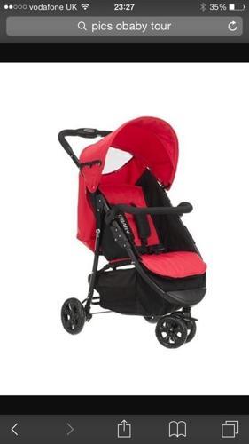 Obaby 3 wheel stroller
