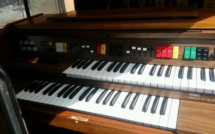 Organ hohner syphone 82