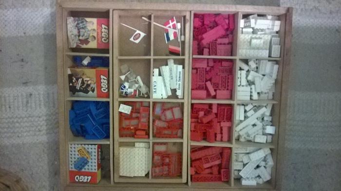Original 1960's Lego Boxed