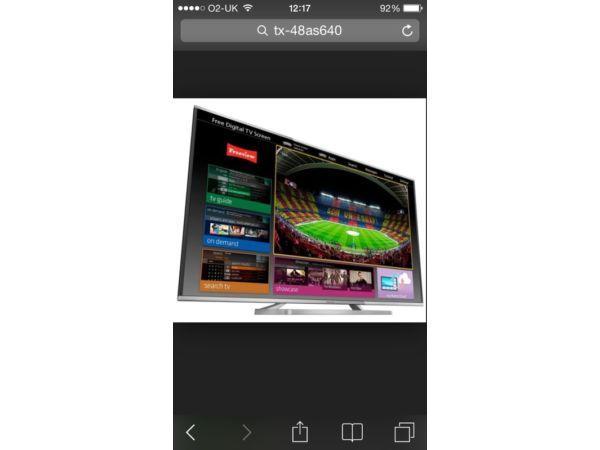 Panasonic SMART 3D LED TV BRAND NEW