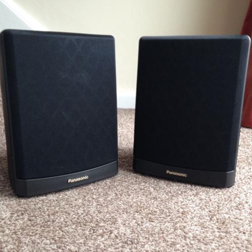 Panasonic Speakers for Sale