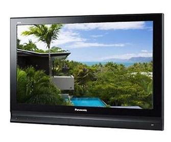 Panasonic widescreen viera hd ready plasma tv with