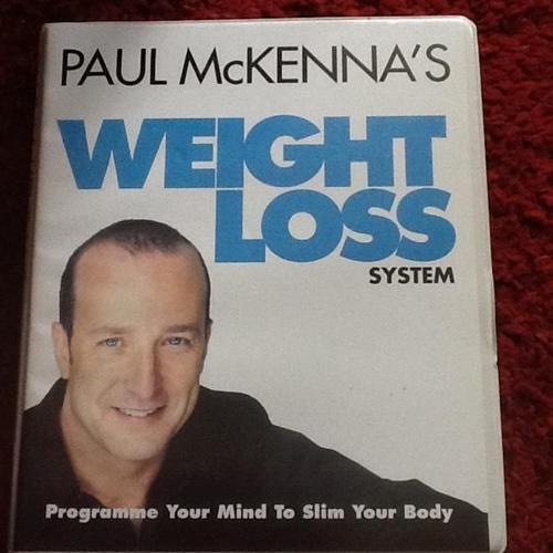 Paul McKenna weight loss dvd