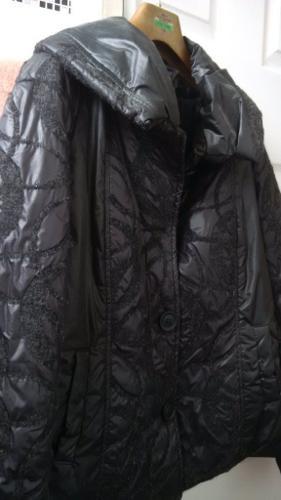 per una black jacket
