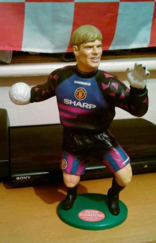 Peter Schmeichel Figure 1996!