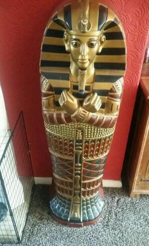 Pharaoh dvd cabinet