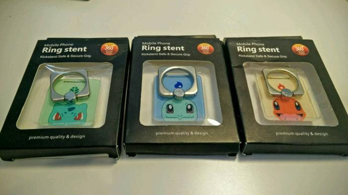 Pokémon iring in set