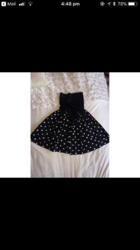 Polka dot Hollister dress