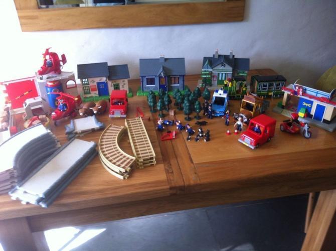 Postman Pat - Complete set